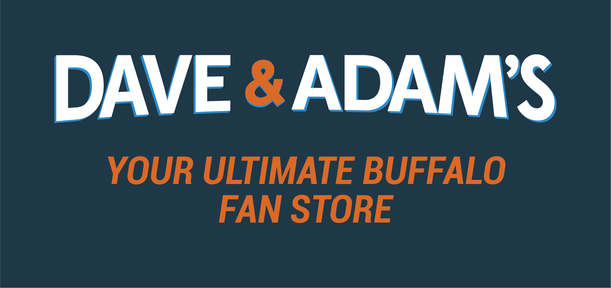 Dave and Adam's Store Logo
